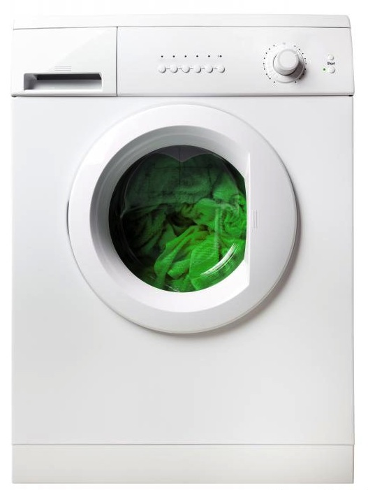 washing-machine-green-clothes