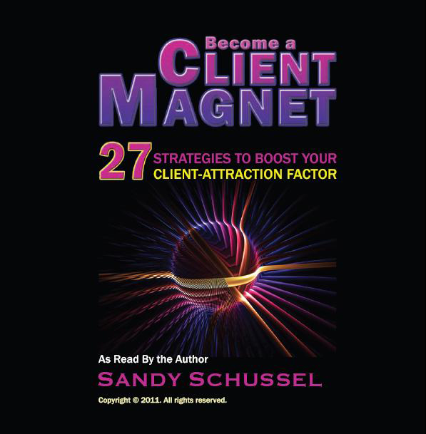 BECOME A CLIENT MAGNET cd cover
