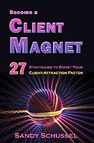 BECOME A CLIENT MAGNET book cover