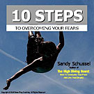 Ten Steps to Overcoming Your Fears audio cover